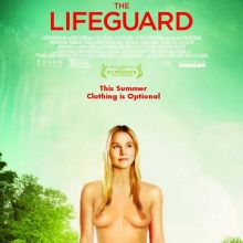 Kristen Bell nude The Lifeguard poster UHQ