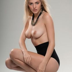 Nicole Neal topless Page 3 photo shoot 2013 November 3x HQ