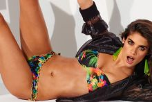 Sara Sampaio sexy Calzedonia 2015 Spring-Summer swimsuit photo shoot 21x UHQ