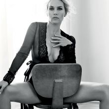 Kate Winslet sexy lingerie photo shoot fot Esquire UK 2015 October 6x HQ
