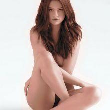 "Selena Gomez topless ""Revival"" Album Cover photo shoot 7x MixQ"