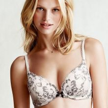 Nadine Leopold sexy Victoria's Secret lingerie 2014 September 54x HQ