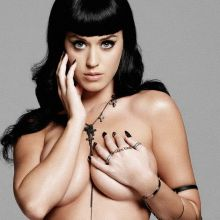 Katy Perry topless Esquire magazine photoshoot 5x UHQ