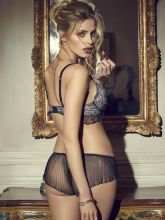 Anna Maria Olbrycht sexy M&S True Romance Lingerie 11x UHQ
