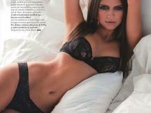 Xenia Deli hot topless FHM magazine issue 11x UHQ
