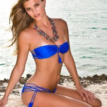 Nina Agdal sexy Luli Fama Swimwear 2015 collection 9x HQ