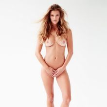 Nina Agdal uncensored Frederic Pinet photo shoot photos 5x HQ