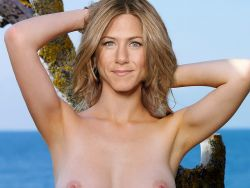 Jennifer Aniston young topless photo HQ