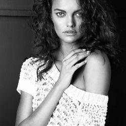 Barbara Fialho topless Fernando Mazza photo shoot 10x HQ