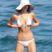 Irina Shayk wearing sexy bikini in Italy 34x HQ