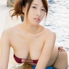 Yuka Someya topless, lingerie, tiny bikini Japanese gravure idol 93x HQ