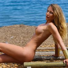 Florentine Lahme nude Playboy Germany 2015 August coverstar 20x UHQ