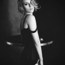 Scarlett Johansson sexy Film Fame Fact magazine MQ photo