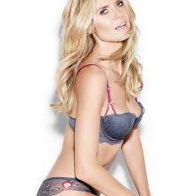 Heidi Klum sexy HK Intimate 2015 Collection 10x HQ