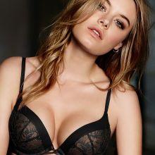 Camille Rowe sexy Victoria's Secret lingerie 2014 July 36x HQ