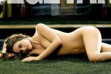 Alicia Silverstone nude for PETA photo shoot UHQ photo