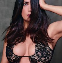 Salma Hayek see through lingerie and dress for GQ Mexico November 2016 10x HQ photos