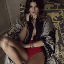 Isabeli Fontana sexy photo shoot for Porter magazine 8x UHQ