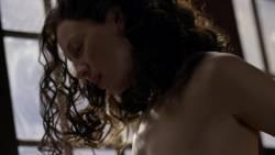 Caitriona Balfe - Outlander S03 E13 1080p