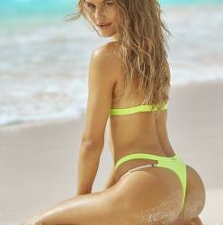 Chase Carter Sports Illustrated Swimsuit 2018