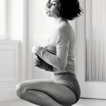 Evangeline Lilly sexy Esquire magazine 2015 January-February issue 10x UHQ
