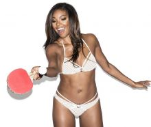 Gabrielle Union sexy Esquire magazine 2015 January-February issue UHQ
