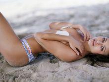 Yara Khmidan sexy San Lorenzo 2015 Swimwear 96x HQ