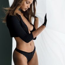 Jasmine Tookes nude topless nip slip for Maxim magazine February 2017  21x HQ photos