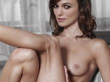 Keira Knightley nude GQ magazine cover photoshoot UHQ