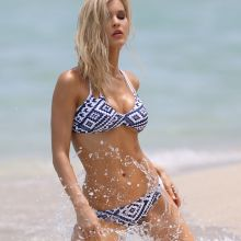 Joy Corrigan sexy bikini on the beach photo shoot Sports Illustrated Swimsuit 2016 81x UHQ photos