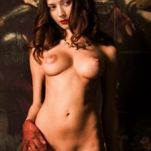 Amy Acker from Person of Interest nude UHQ photo
