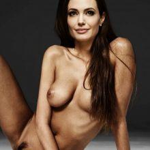 Angelina jolie nude photoshoot with you