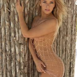 Camille Kostek Sports Illustrated Swimsuit 2018