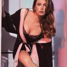 Ireland Baldwin topless Alex Hainer photo shoot for Schon! magazine 7x UHQ photos