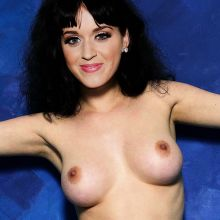 Katy Perry full frontal nude photo shoot UHQ