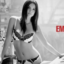 Emily Ratajkowski hot Yamamay Lingerie 2015 Fall Winter 2015 14x MixQ