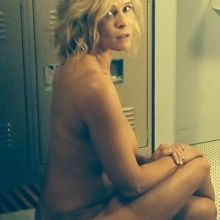 Chelsea Handler topless Instagram photo HQ