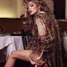 GiGi Hadid sexy for CR Fashion Book No 8 5x HQ photos