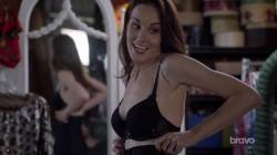 Michelle Dockery - Good Behavior S02 E05 720p lingerie scene