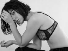 Mary Elizabeth Winstead in see through bra for VVV Magazine Fall 2016 8x HQ photos