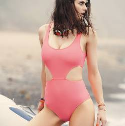 Alexandra Daddario sexy swimsuits for Women's Health magazine June 2017  outtakes 4x UHQ photos