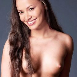 Moon Bloodgood nude Playboy magazine celebrity cover naked photo shoot UHQ