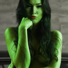 Megan Fox nude Comic-Con photoshoot UHQ