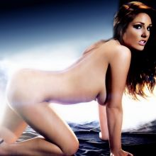 Lucy Pinder nude Australian People magazine 2014 July 8x UHQ