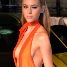 Nicola Peltz sexy cleavage sideboobs Transformers Age of Extinction premiere in Japan 25x HQ