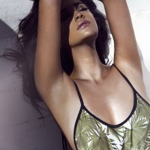 Shay Mitchell sexy 2015 Hudson Taylor photo shoot for Amore & Vita 15x HQ