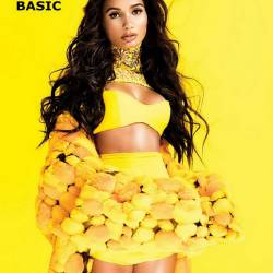 Pia Mia sexy for BASIC Magazine