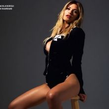 Samantha Hoopes sexy Bello 2014 August 6x HQ
