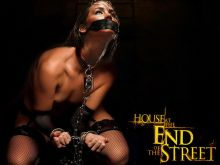 Jennifer Lawrence naked bondage on House at the end of the Street poster UHQ