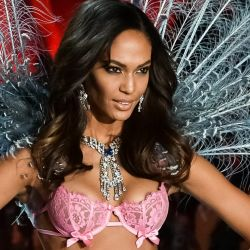 Joan Smalls 2013 Victoria's Secret Fashion Show 14x UHQ
